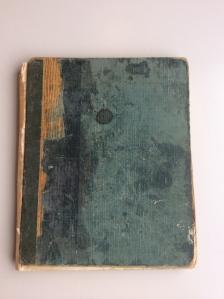 My Granny's recipe book: front cover